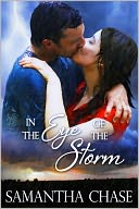 In the Eye of the Storm by Samantha Chase: NOOK Book Cover