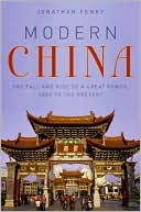 Modern China by Jonathan Fenby: Book Cover