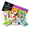 4 Children's Card Games by ThinkFun: Product Image