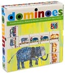 1, 2, 3 to the Zoo Dominoes by Galison Books: Product Image