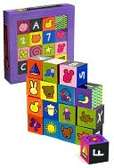 Amazing Baby Alphabet Blocks by Galison/Mudpuppy: Product Image