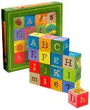 N is for Nature Alphabet Blocks by Galison/Mudpuppy: Product Image