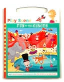 Fun at the Circus Play Scene by Galison/Mudpuppy: Product Image