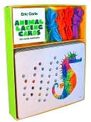 Eric Carle Animal Lacing Cards: 10 Cards &amp; Laces by Chronicle Books LLC: Product Image