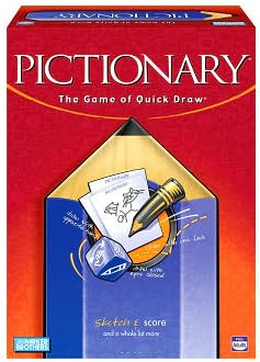 pictionary phrase generator