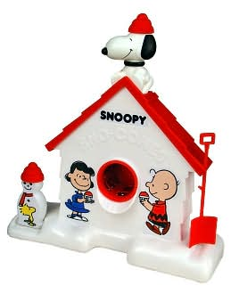 Snoopy Sno-cone Machine by Fundex: Product Image