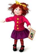 Junie B. Jones Doll (11 inches) by Merrymakers Distribution: Product Image