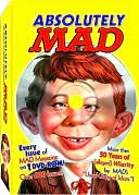 Absolutely Mad 53 Years Of Mad Magazine DVD-ROM by Diamond Collectibles: Product Image