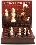 American Authors Chess Set (B&N Exclusive) by PSI: Product Image