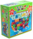 The Scrambled States of America Jigsaw Puzzle: 150 piece by Ceaco, Inc.: Product Image