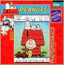 Peanuts Snoopy and Charlie Brown Photomosaic 1,000 Pc Puzzle by Buffalo Games, Inc: Product Image