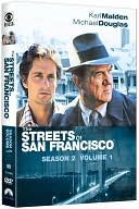 Streets of San Francisco - Season 2, Vol. 1 with Karl Malden