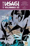 Usagi Yojimbo Saga Volume 3 by Stan Sakai: Book Cover