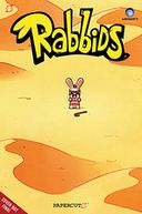 Rabbids #3 by Thitaume: Book Cover