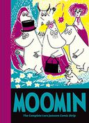 Moomin Book Ten by Lars Jansson: Book Cover