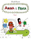 Anna and Froga by Anouk Ricard: Book Cover