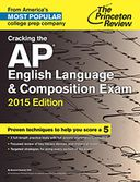 Cracking the AP English Language & Composition Exam, 2015 Edition by Princeton Review: NOOK Book Cover