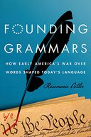 Founding Grammars by Rosemarie Ostler: NOOK Book Cover