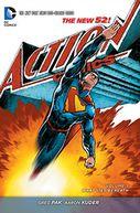 Superman - Action Comics Vol. 5 by Greg Pak: Book Cover