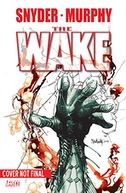The Wake by Scott Snyder: Book Cover