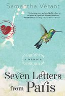 Seven Letters from Paris by Samantha Vérant: NOOK Book Cover
