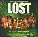 Lost - Season 3 [Original Television Soundtrack] by Michael Giacchino: CD Cover