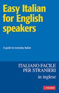 Easy Italian for English speakers / Italiano facile in inglese by Pauline Bell: NOOK Book Cover