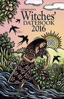 2016 Llewellyn's Witches' Datebook by Kathleen Edwards: Calendar Cover