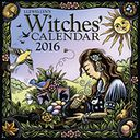 2016 Llewellyn's Witches' Wall Calendar by Kathleen Edwards: Calendar Cover