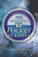 2016 Llewellyn's Astrological Pocket Planner by Llewellyn: Calendar Cover