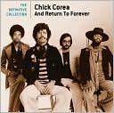 Definitive Collection by Return to Forever: CD Cover