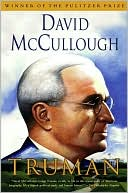 Truman by David McCullough: Book Cover