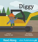 Diggy by Calee M. Lee: NOOK Kids Read to Me Cover