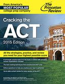 Cracking the ACT with 6 Practice Tests, 2015 Edition by Princeton Review: NOOK Book Cover