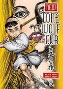 New Lone Wolf and Cub Volume 5 by Kazuo Koike: Book Cover