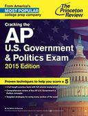Cracking the AP U.S. Government & Politics Exam, 2015 Edition by Princeton Review: NOOK Book Cover