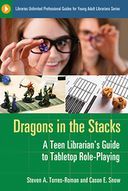 Dragons in the Stacks by Steven A. Torres-Roman: NOOK Book Cover