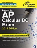 Cracking the AP Calculus BC Exam, 2015 Edition by Princeton Review: NOOK Book Cover