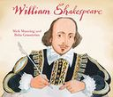 William Shakespeare by Mick Manning: Book Cover