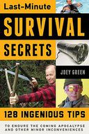 Last-Minute Survival Secrets by Joey Green: NOOK Book Cover