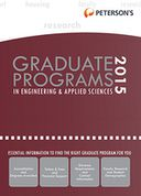 Graduate Programs in Engineering & Applied Sciences 2015 (Grad 5) by Peterson's: NOOK Book Cover