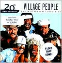 20th Century Masters - The Millennium Collection: The Best of the Village People by The Village People: CD Cover