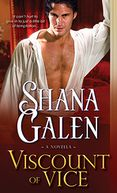 Viscount of Vice by Shana Galen: NOOK Book Cover