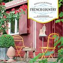 French Country 2015 Wall Calendar by Linda Dannenberg: Calendar Cover