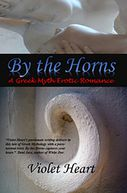 By the Horns by Violet Heart: NOOK Book Cover