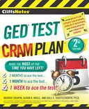 CliffsNotes GED Test Cram Plan Second Edition by Murray Shukyn: NOOK Book Cover