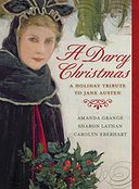 A Darcy Christmas by Amanda Grange: NOOK Book Cover