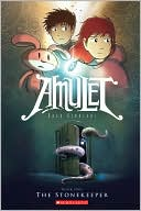 Amulet by Kazu Kibuishi: Book Cover