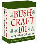2016 Bushcraft 101 Box Calendar by Dave Canterbury: Calendar Cover