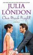 One Mad Night by Julia London: NOOK Book Cover